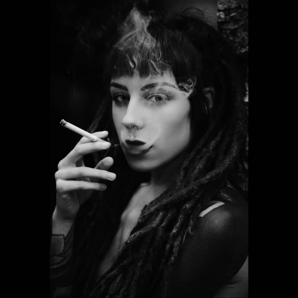 Smoking Time with @co.ra.lin Support Team @dg_portrait_photographer and @agathadevil #MILANOSHOOTINGWEEK #smoke #smoking #bnw #bnwphotography #bnwportrait #blackandwhite #blackandwhitephotography #portraits #portraitphotography