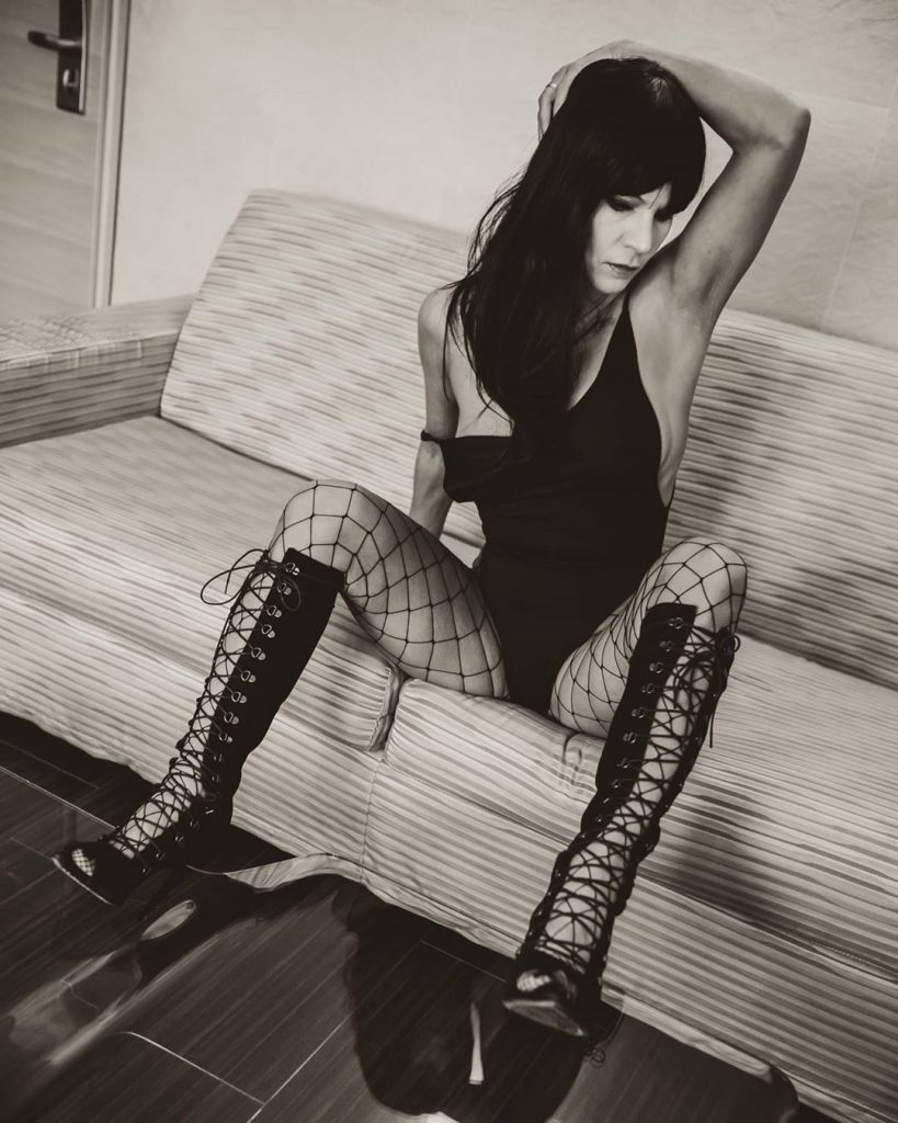 """Stocking in Quarantine"" Part.2 with @agathadevil .#portrait #portraits #portraits_shots #portrait_mood #blackandwhitepicture #blackandwhiteportrait #blackandwhiteportraits #blackandwhite #bnw_life #bnw_greatshots #bnwportrait #bnwphoto #bnwpicture #bnwphotography #monochromatic #monochrome #stocking #stockings"